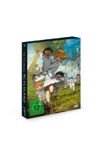 The Promised Neverland - Vol. 1 (Ep. 1-6)  [2 DVDs] DVD-Cover
