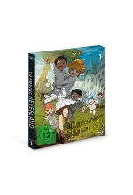 The Promised Neverland - Vol. 1 (Ep. 1-6) Blu-ray-Cover