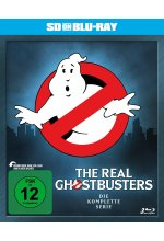 The Real Ghostbusters - Die komplette Serie (SD on Blu-ray)  [3 BRs] Blu-ray-Cover