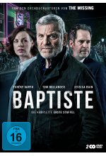 Baptiste - Staffel 1  [2 DVDs] DVD-Cover