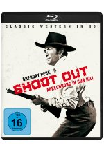 Shoot Out - Abrechnung in Gun Hill Blu-ray-Cover