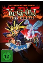Yu-Gi-Oh! - The Movie DVD-Cover
