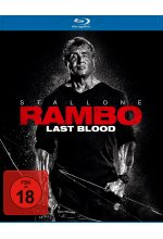 Rambo - Last Blood Blu-ray-Cover