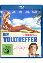 Der Volltreffer - The Sure Thing Blu-ray-Cover