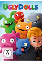 Ugly Dolls DVD-Cover