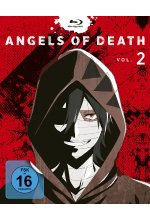 Angels of Death - Vol. 2 Blu-ray-Cover