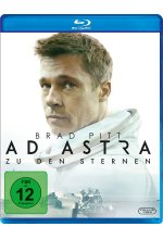 Ad Astra - Zu den Sternen Blu-ray-Cover