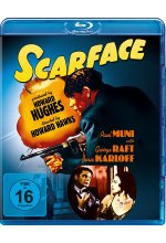Scarface (1932) Blu-ray-Cover
