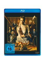 Ready or Not Blu-ray-Cover