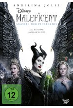 Maleficent - Mächte der Finsternis DVD-Cover