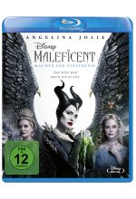 Maleficent - Mächte der Finsternis Blu-ray-Cover