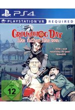 Groundhog Day - Like Father Like Son (PlayStation VR) (PEGI) Cover