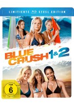 Blue Crush 1 & 2 ( Limitierte Steel Edition) Blu-ray-Cover