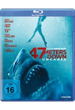 47 Meters Down - Uncaged Blu-ray-Cover