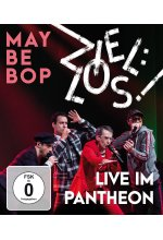Ziel:los! Live im Pantheon  (+ CD) Blu-ray-Cover