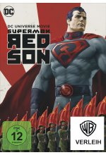 Superman: Red Son DVD-Cover