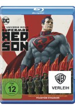 Superman: Red Son Blu-ray-Cover