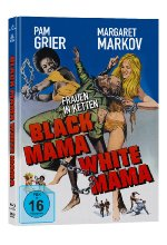Black Mama, White Mama - Frauen in Ketten - Mediabook - Cover A - 2-Disc Limited Collector's Edition auf 444 Stück   (+ Blu-ray-Cover