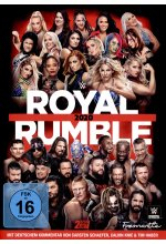 WWE - Royal Rumble 2020  [2 DVDs] DVD-Cover