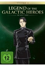 Legend of the Galactic Heroes: Die Neue These Vol.4 DVD-Cover