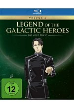Legend of the Galactic Heroes: Die Neue These Vol.4 Blu-ray-Cover