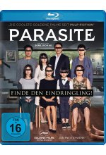Parasite Blu-ray-Cover