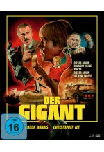 Der Gigant - An Eye for an Eye - Mediabook Cover A  (+ DVD) Blu-ray-Cover