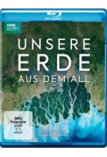 Unsere Erde aus dem All Blu-ray-Cover