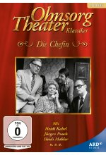 Ohnsorg-Theater Klassiker: Die Chefin DVD-Cover