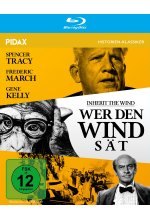 Wer den Wind sät (Inherit the Wind) / Historisches Meisterwerk in brillanter HD-Qualität (Pidax Film-Klassiker) Blu-ray-Cover