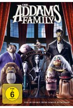 Die Addams Family DVD-Cover