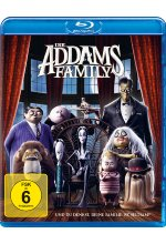 Die Addams Family Blu-ray-Cover