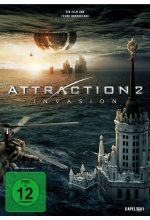 Attraction 2: Invasion DVD-Cover