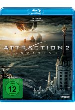Attraction 2: Invasion Blu-ray-Cover