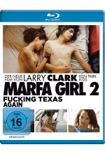 Marfa Girl 2 - Fucking Texas Again Blu-ray-Cover