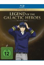 Legend of the Galactic Heroes: Die Neue These Vol.5 Blu-ray-Cover