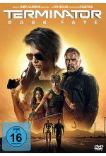 Terminator - Dark Fate DVD-Cover