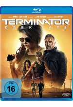 Terminator - Dark Fate Blu-ray-Cover