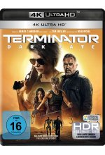 Terminator - Dark Fate  (4K Ultra HD) Cover