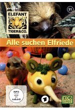 Elefant, Tiger & Co. - Teil 51 - Alle suchen Elfriede  [2 DVDs] DVD-Cover