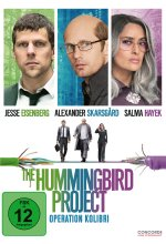 The Hummingbird Project - Operation Kolibri DVD-Cover
