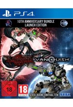 Bayonetta & Vanquish 10th Anniversary Bundle Launch Edition Cover