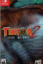 Turok 2 - Seeds of Evil (englische Version) Cover