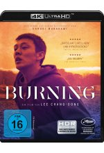 Burning  (4K UHD) Cover