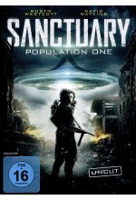 Sanctuary - Population One - Uncut DVD-Cover