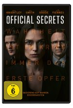 Official Secrets DVD-Cover