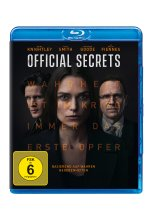 Official Secrets Blu-ray-Cover