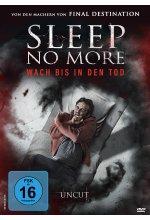 Sleep No More - Wach bis in den Tod - Uncut DVD-Cover