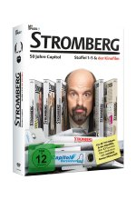 Stromberg 1-5 + Film  [11 DVDs] DVD-Cover