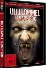 Ulli Lommel - Legacy Box Edition  [4 DVDs] DVD-Cover